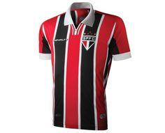 Camisas do São Paulo 2015 Penalty Reserva frente
