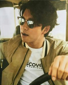 Gong Yoo 공유 — NEW - Discovery Expedition 17SS [Catalogue] ...