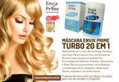 Super Máscara Envix Prime TURBO 20 em 1