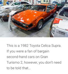 Dont Need You, Toyota Celica, Two Hands