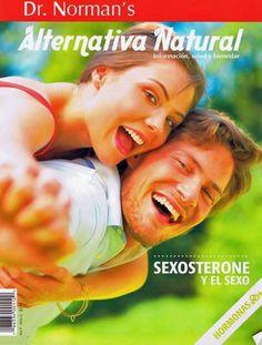 Puerto Rico BioNatural - Alternativa Natural - Vol. 09 (Hormonas y el Sexo), $3.50 (http://prbionatural.com/AN-Vol09/)
