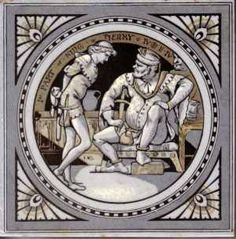Shakespeare - J Moyr Smith - The Decorated Tile Wiki
