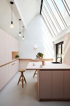 53 small kitchen remodel designs for smart space management 10 Related Interior Design Kitchen, Modern Interior, Interior Architecture, Interior Plants, Room Interior, Interior Ideas, Interior Inspiration, Crazy Kitchen, New Kitchen