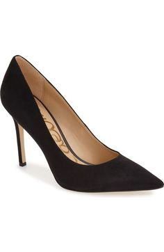 e5e8fd43717492 Sam Edelman Hazel Pointy Toe Pump (Women)