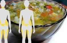 Dieta cu supa Bonn, dieta belgiana. Slabesti un kilogram pe zi