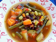 Turbo-Charged Weight-Loss Soup Diet Recipe - Food.com - 421114