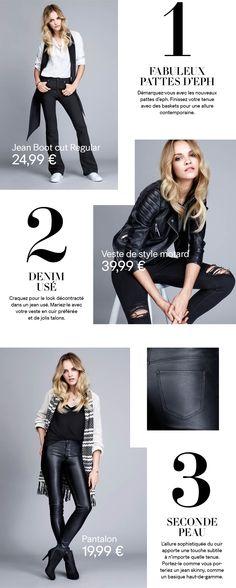 7 pantalons pour tous les styles et morphologies