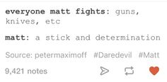 Daredevil || Dammit Matt now is not the time to play real life undertale <<If Mattie is Frisk, does that mean Elektra is Chara??