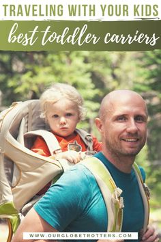 What are the best toddler carriers for you and your child? Your needs change as your child grows but what design works best for you both? Will this be for travel, occasional carrying needs or are you looking for a more structured hiking backpack for toddlers to suit those longer walks? We look at the key features of a toddler carrier and which type of carrier might be your best investment | Family travel gear reviews from the adventurous family travel experts ourglobetrotters.com