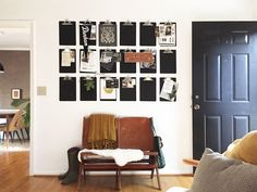 Get Organized Fast With This Striking (But Practical!) Clipboard Wall on Food52                                                                                                                                                                                 More