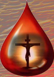 JULIO MES DE LA PRECIOSISIMA SANGRE DE CRISTO: Día 12-La Sangre de Jesús se aplica al alma por medio de los Sacramentos