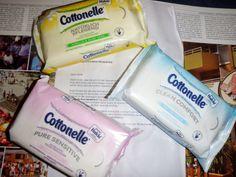 Lally-POP: Cottonelle, feuchtes Toilettenpapier für ein saube...