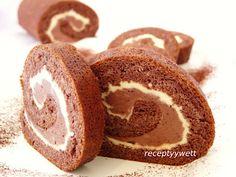 receptyywett : Kakaová roláda