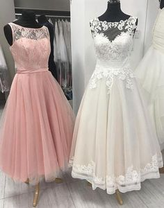 Charming Prom Dress,Long Homecoming Dress, Elegant Tulle Prom