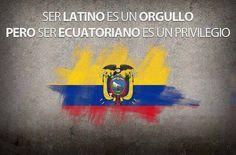 Ecuador haciéndose sentir cada día más ^o^