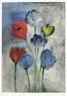 Jim Dine, Flowers of Manhatten