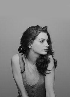 Anne Hathaway (a lasting impression: The Princess Diaries, The Other Side of Heaven, The Devil Wears Prada, Becoming Jane, Rachel Getting Married, One Day, Les Misérables...)