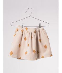 Skirt velvet Diamond Sky powder pink