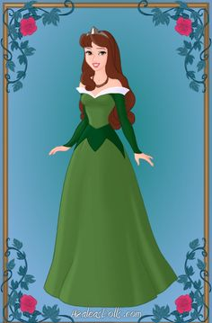 Next Generation Disney Princesses: Rose