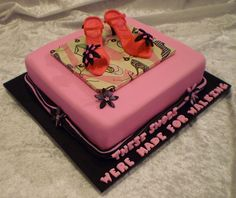 breakup/divorce cake? :P