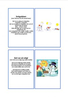 Mariaslekrum - Illustrerade sånger. Learn Swedish, Swedish Language, Montessori, Kindergarten, Crafts For Kids, Singing, Preschool, Teacher, Education
