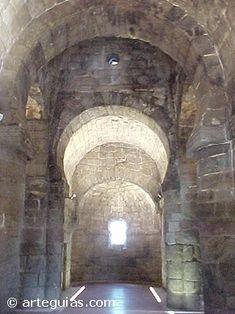 Arte Visigodo: Iglesia de Melque