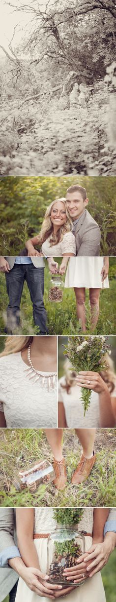 Beautiful Vintage/Rustic engagement session. blog — TylerRye Photography