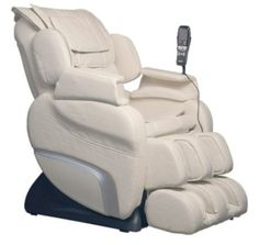 Titan Ti 7700 Massage Chair provides a very relaxing and rejuvenating zero gravity feature, which your legs can be positioned either above or at the heart level.