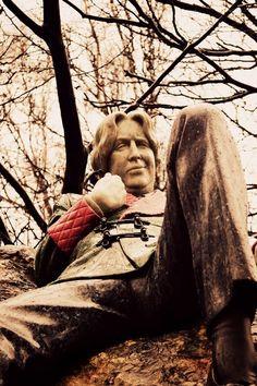 Oscar Wilde Dublin Ireland :: Photo by Kaitlin Firstbrook