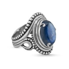Carolyn Pollack Kyanite Ring