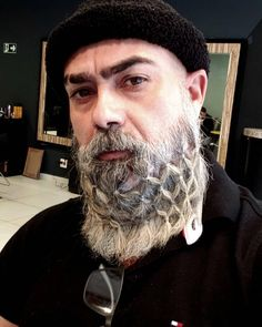 Beard Styles For Men, Awesome Beards, Haircuts For Men, Style Icons, Facial, Hair Cuts, Dreadlocks, Hairstyles, Mens Fashion