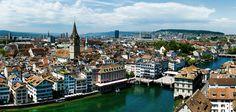Zurich, Suiza.
