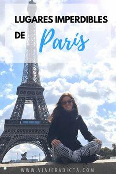 ¿Quieres saber cuáles son los lugares turísticos de París que no te puedes perder? Revisa esta publicación y descubre cuáles son, sus horarios y sus precios.