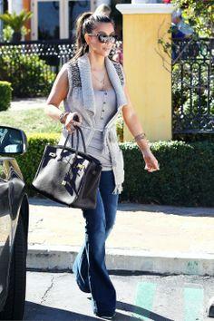 Wearing My Spring Belle Noel Collection – Kim Kardashian: Official website Fashion Idol, Diva Fashion, Denim Fashion, Kim Kardashian Sexy, Estilo Kardashian, Kardashian Fashion, Kim K Style, My Style, Spring Summer Fashion