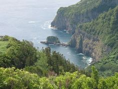 Island Faial, Azores, Portugal