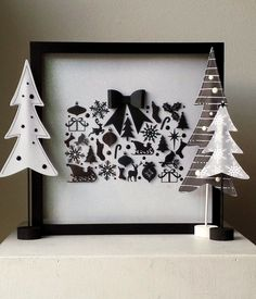 I love to make wonderful things to decorate my home for the holidays, and these ideas for DIY Christmas Decor With Cricut are perfect.
