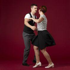 Ballo a due con il Boogie woogie