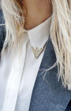 blonde fashion blouse 2012