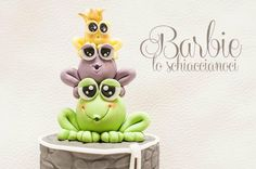Froggggggggs CRA CRA by BarbieSchiaccianoci