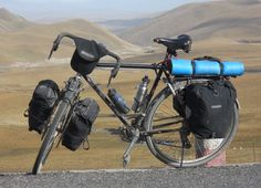 Thinking of going cycle touring? We've got the kit, equipment, insider hints and tips and all the information you need to make your trip a success!