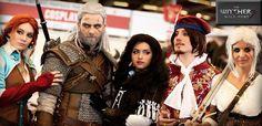 Triss : Safana Cosplay Geralt : Zephon Cos Yennefer : Azure Cosplay Jaskier : Virgile Cosplay Ciri : Ewenae Cosplay