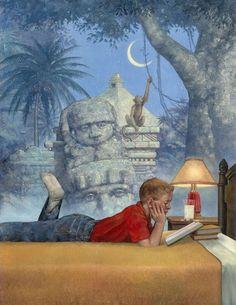 Dan Andreasen - Reading and Imagination
