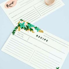 63 best recipe cards images printable recipe cards notebook