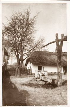 Family House of poet Endre Ady , Érmidszent, , Hungary Old Pictures, Old Photos, Vintage Photos, Cool Landscapes, Landscape Paintings, Old Photography, Past Present Future, Budapest Hungary, Travelogue