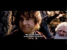 *SPOILERS IF YOUR HAVEN'T SEEN THE HOBBIT YET* I simply LOVED this scene! *sniffle* it's just so -- so -- BEAUTIFUL!!! :')