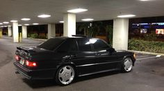 Mercedes-Benz 190 (W201) ///AMG
