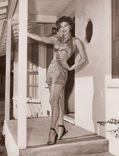 Tour Ava Gardner's Los Angeles Cottage Photos | Architectural Digest