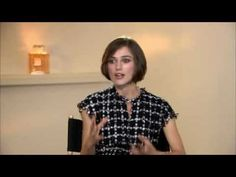 Keira Knightley Interview: Keira on Coco Mademoiselle for British Vogue