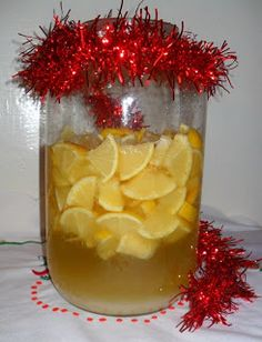 Juice, Food And Drink, Cooking Recipes, Peach, Candy, Table Decorations, Drinks, Gifts, Drinking