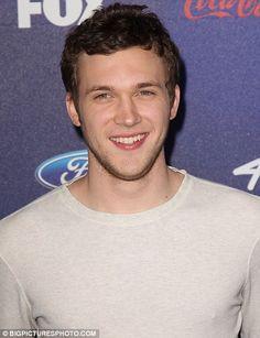 American Idol winner Philip Phillips